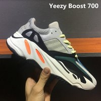 Wholesale New Arrival Winter - 2018 New Arrivals Adidas Yeezy Boost Runner 700 Retro Originals Running Shoes Men Women Best Quality Athletics Sneakers 36-45 Free Shipping