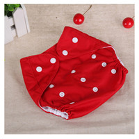 Wholesale Pocket Cloth Diapers Inserts - Baby Washable One Size Cloth Nappy Reusable Pocket Diaper Inserts Suit 0-3 years 3-15kg Baby Products