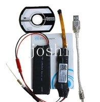 Wholesale Hidden Cctv Video Camera Dvr - 1080P CCTV Spy Camera DVR Self Guard P2P Hidden DIY Mini Wifi Module Motion Video Recorder Camcorder for IOS Android APP Control