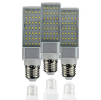 Wholesale Led Bulb E27 11w - E27 G24 5W 7W 9W 11W 13W 15W 110V 220V Horizontal Plug lamp SMD2835 Bombillas LED PL Corn Bulb Spot light Lighting