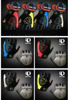 пальцевые перчатки оптовых-Супер унисекс Велоспорт перчатки мужчины Спорт половина палец анти-скольжения гель Pad мотоцикл MTB дорожный велосипед перчатки S-XL велосипед перчатки желтый