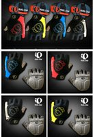 Wholesale wholesale bike gloves - Super Unisex Cycling Gloves Men Sports Half Finger Anti Slip Gel Pad Motorcycle MTB Road Bike Gloves S-XL Bicycle Gloves Yellow