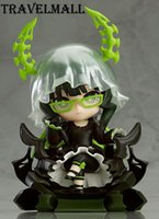 Wholesale Black Rock Shooter Dead Master - TraVelMall New in Box Anime Q Ver. Dead Master 292 10cm PVC Action Figure Toy Doll Model for Black Rock Shooter kids gift