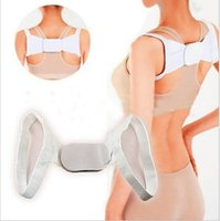 Wholesale Shoulder Belt Protectors - Women Chest Brace Support Belt Band Posture Corrector Back Shoulder Protector