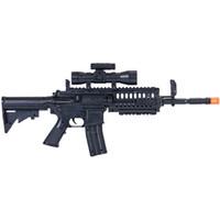 Wholesale Toy Assault Guns - M4 A1 M16 TACTICAL ASSAULT SPRING AIRSOFT RIFLE PELLET SNIPER GUN 6mm BB BBs Air