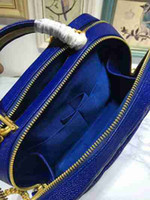 Wholesale Celebrity Brand Handbags - Fashion Brand Clutches Genuine Leather Lambskin Bowling Bag Quilted Hasp Celebrity Leather Bag Brands Women Handbag 91908