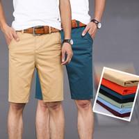 Wholesale Mens Capri Trousers - Wholesale-2016 summer hot mens harem capri athletic baggy gym jogger joggin shorts running trousers gym shorts