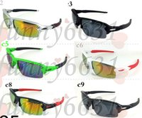 Wholesale aluminum sun glasses for sale - Group buy MOW summer newest women driving galss goggles cycling sports dazzling eyeglasses man outdoors coating sun glass A