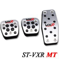 Wholesale Gas Brakes Clutch Pedals - 2013 2014 Vauxhall Opel Astra h j gtc Mokka Insignia Car Clutch Gas Brake Pedal Aluminum Steel Accelerator Pedals Cover Auto Accessories