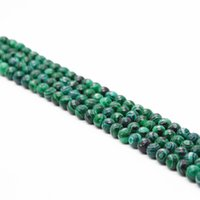 Wholesale Gemstones 8mm Faceted - 8mm 10mm Faceted Malachite Beads Malachite Green Stone Green Gemstone Beads Jewelry Making 15.5 inch Full Strand