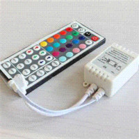 2014 New WL Multi-Function Quality RGB Controler 44 touches IR Wireless Remote Controller Pour 3528 5050 RGB LED SMD Strips LW