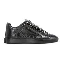 бесплатный га оптовых-Бесплатная доставка Оптовая-новая натуральная кожа мужчины повседневная обувь Арена бал * nci * ga 5 цветов низкая верхняя обувь размер 38-47