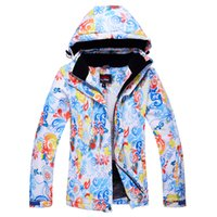 Jackets orange snowboarding jackets - hot sale women men ski jacket winter warm snowboarding jacket windproof waterproof ski wear outdoor sport wear skiing coat