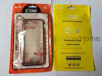 bolsa de plástico de embalaje ziplock al por mayor-Bolsa de plástico ziplock Paquete al por menor Paquete de la caja Paquete de OPP para iPhone XS Max XR 8 Plus Funda de cuero para teléfono Samsung S8 S9