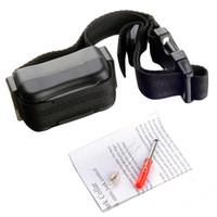 Wholesale Dog Two Collar - Auto Static Shock Anti No Bark Control Collar for Training Dog Stop Bark J00013 CAD