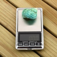 Wholesale x g Electronic Portable Digital Pocket Jewelry Weighing Scale High Quality