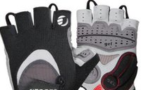 Wholesale Mountain Bike Fingerless Gloves - Washable Cycling Equipment supplier mountain bike half-finger gloves