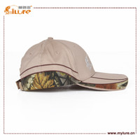 Wholesale Sports Cap Low Price - ILURE High Quality Low Price Fabric Hat Flame Logo Sport Fishing Cap 10pcs lot drop shipping