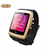 100% Original U18 Smart Watch Dual-model Android 4.4 с WiFi-рекордером GPS-запястье SmartWatch для Samsung LG Android Phone Smart Clock