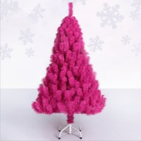 Wholesale Christmas Tree Decorations Luxury - Christmas New Year gift 1.2 m   120cm luxury encryption Christmas tree Christmas Rose Bar mall decorations living room