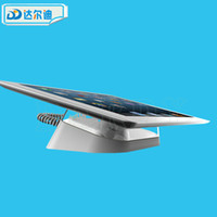 Wholesale Smartphone Tablet Stand Holder - Tablet Secure Display Acrylic Alarm iPad Anti-theft Stand Alarm Holder Retail Phone against Theft Smartphone Shop Transparent Free Shipping