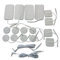 Wholesale Packing Gel Pad - Replacement Electrode Gel Pads and for Flextone Pads. Small & Large Size Combo 16-Pack, adhesive electrodes for TENS   EMS   electrotherapy