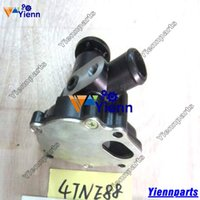 Wholesale Wholesale Excavator Parts - YANMAR 4TNE88 4TNE88T water pump 129002-42004 YM129002-42004 for excavator and forklift diesel engine repair parts
