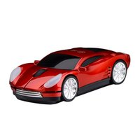 Wholesale Racing Mouse - Super ice fox Sports Car Rechargable Mouse 1600DPI Racing Car Mouse Racing upmarket car USB Wireless Optical Mice for Gamer Computer Laptops