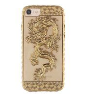 Wholesale Cool Iphone Design Case - Fashion Case for iPhone 8 8 plus 7 7 plus 6 6s plus TPU Case with Dragon design Cool Unquie Back Cover
