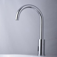 Wholesale Plumbing Fittings - Plumbing hardware basin faucet, Sense faucet, sensor faucet, kicthen single cold water tap 160313#
