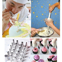 Wholesale piping tools for baking for sale - Group buy Baking Decorating Bag For Baking Cake Tool Disposable Piping Bag Icing Nozzle Fondant Cake Decorating Pastry Tips Tools