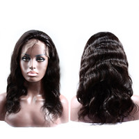 Wholesale Malaysian Hand Tied Weave - Brazilian Weave Curly Front Lace Wig Glueless Full Lace Human Hair Wigs for Black Women Cheap Lace Wigs