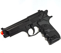 Wholesale Toys Springs - UKARMS M9 92 FS BERETTA FULL SIZE SPRING AIRSOFT PISTOL HAND GUN w  6mm BB BBs