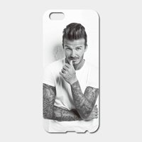Wholesale David Iphone - For iPhone 6 6S Plus SE 5S 5C 4S iPod Touch 6 5 case Hard PC David Beckham Phone Cases
