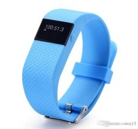 Wholesale Yellow Fashion Wristbands - fitbit charge Similar jw86 TW64S TW64 Fitbit flex smartband Charge HR Activity Wristband Wireless Heart Rate monitor fashion
