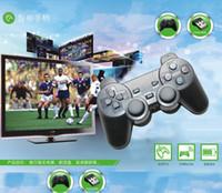 android için oyun denetleyicileri toptan satış-PS3 PlayStation 3 PS3 için Kablosuz Bluetooth Oyun Denetleyicisi Oyun Ambalaj Ile Android Video Oyunları Için Renkli Denetleyici Joystick