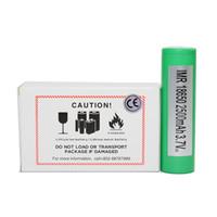 bateria de lítio cr botão venda por atacado-Authentic Hot 25R INR18650 Bateria 2500 mAh 20A 3.7 V 18650 Bateria de Alta Dreno Bateria De Lítio De Célula 22 P 25R Bateria 20A Frete Grátis.