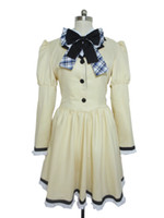 Wholesale Custom School Uniforms - Tsuki Ni Yorisou Otome No Sahou Cosplay Yuusei Fairy Girl School Uniform Costume