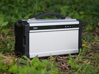 Wholesale Solar Power Grid Panel - Solar backup power kit5V 12v 110V-220V 200w panel Off Grid led iphone USB battery System 500W