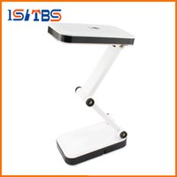 Wholesale Modern Foldable Adjustable Charge Desk Lamp Table Lamp Rechargeable LED Light With LEDs On For Bedroom Living Room Reading
