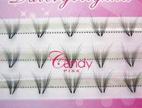 Wholesale Hand Butterfly Craft - Butterfly Style Handmade Craft False Eyelashes Winged Eyelashes Professional Eyelashes Extension Makeup maquiagem
