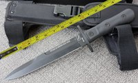 Wholesale Extrema Ratio ABS Handle HRC Blade Camping outdoors Hunting Knife