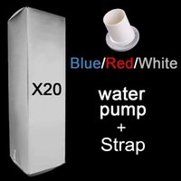 Wholesale shower sex - Strap+HydrotherapyX20 Extreme Water Pump Penis Pro Extender Penis Pump Enlargement with Shower Strap Water Spa Sex Toys for Men