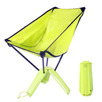Wholesale Camping Tripod - 11*26Cm Outdoors Folding Chair Tripod Folded Chairs Steady Solid Chair Perfect For Outdoor Play Camping Trip Supplies Shiny Colors