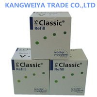 Wholesale S3 Ips - lvoclar IPS Classic Dentin Porcelain powder A1 A2 A3 A3.5 S1 S2 S3 N...etc 100gr Free shipping