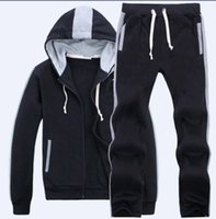 Wholesale Ankle Length Men S Coat - NEW Sweatshirts Mens Polo Tracksuits Winter Jogging Sportsuits Fashion Running Sportswear Big Horse Hoodies Trousers Coats Pants Jackets