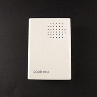 Wholesale Door Lock Wires - Cheap Digital Wired Door Bell Doorbell Electronic Doorbell Entry Minder Electronic Lock System Doorbell Wired
