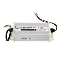 interruptor de tensão venda por atacado-SANPU SMPS LED Driver 12 v 100 w 8a Tensão Constante de Comutação de Alimentação 110 v 220 v ac-dc Transformador de Iluminação À Prova de Chuva IP63 Uso Ao Ar Livre