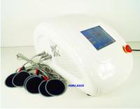 máquina adelgazante de drenaje linfático al por mayor-Presoterapia Lymph Drainage Blanket Sauna Spa Body que adelgaza Detox Machine Wave