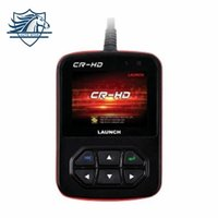 Wholesale Cr Reader - Lifetime Official website update free truck diagnostic scanner tool Original Launch CR-HD heavy duty code reader Launch CR-HD